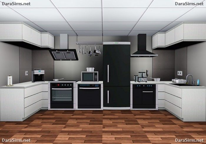 4 Drawer Kitchen Cabinet Sims Cabinets 3 1 Pulls Ideas Blog ...