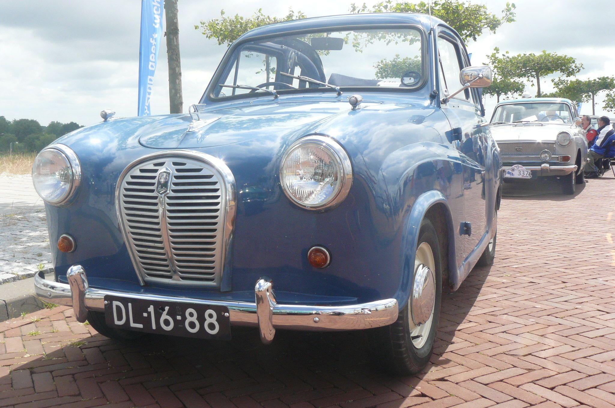 1959 - Austin A 35 - front side (2) | vintage cars | Pinterest | Cars