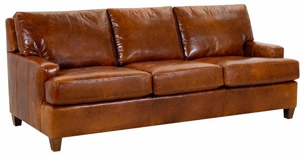 Get comfortable and pampered with leather sleeper sofa ...