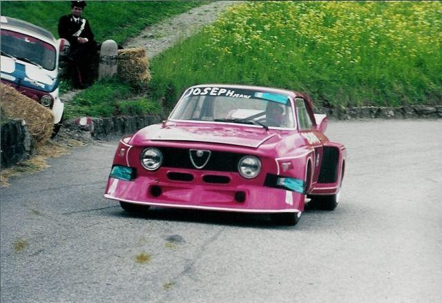ALFA ROMEO - GIULIA GTA GR.5 SILHOUETTE 1975