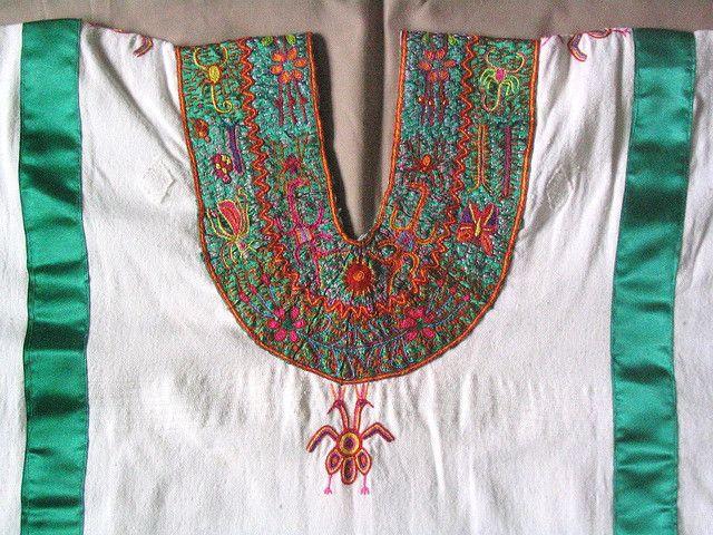 Pinotepa Embroidery