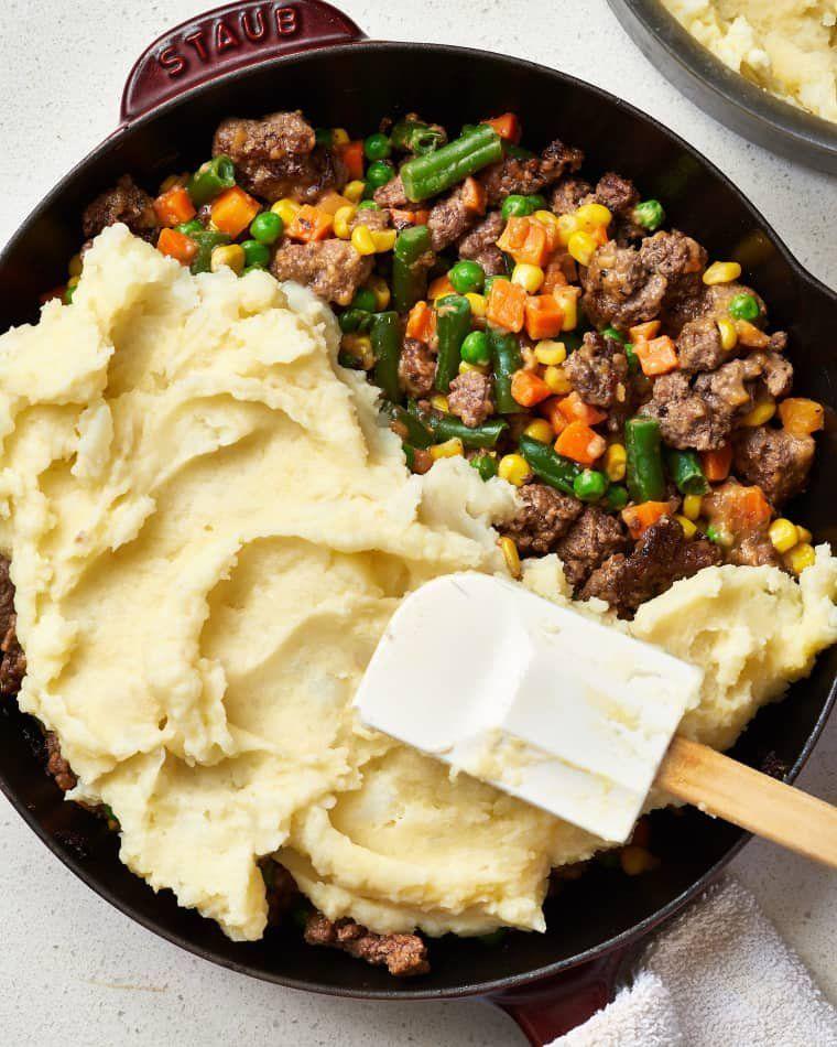 How To Make Easy Shepherd's Pie #shepardspie