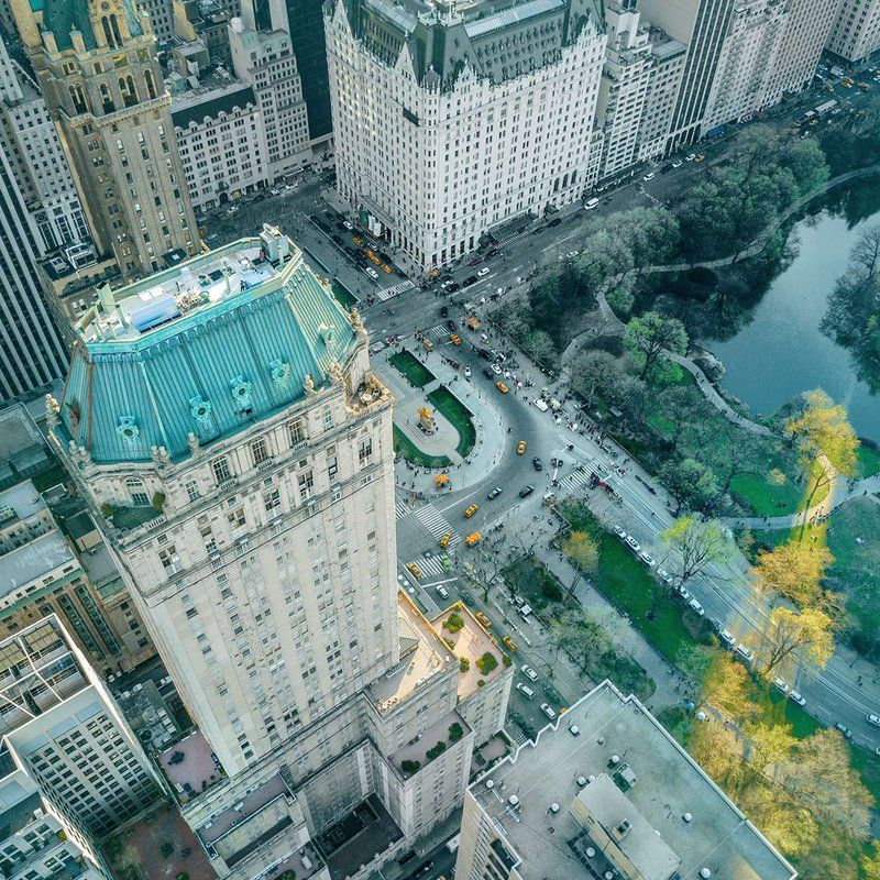 Go Big and Opulent at This Old-World Central Park Hotel | Pierre ...