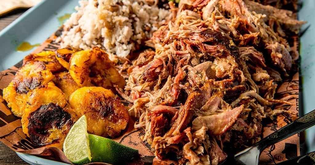 Puerto Rican Bbq Pork Shoulder