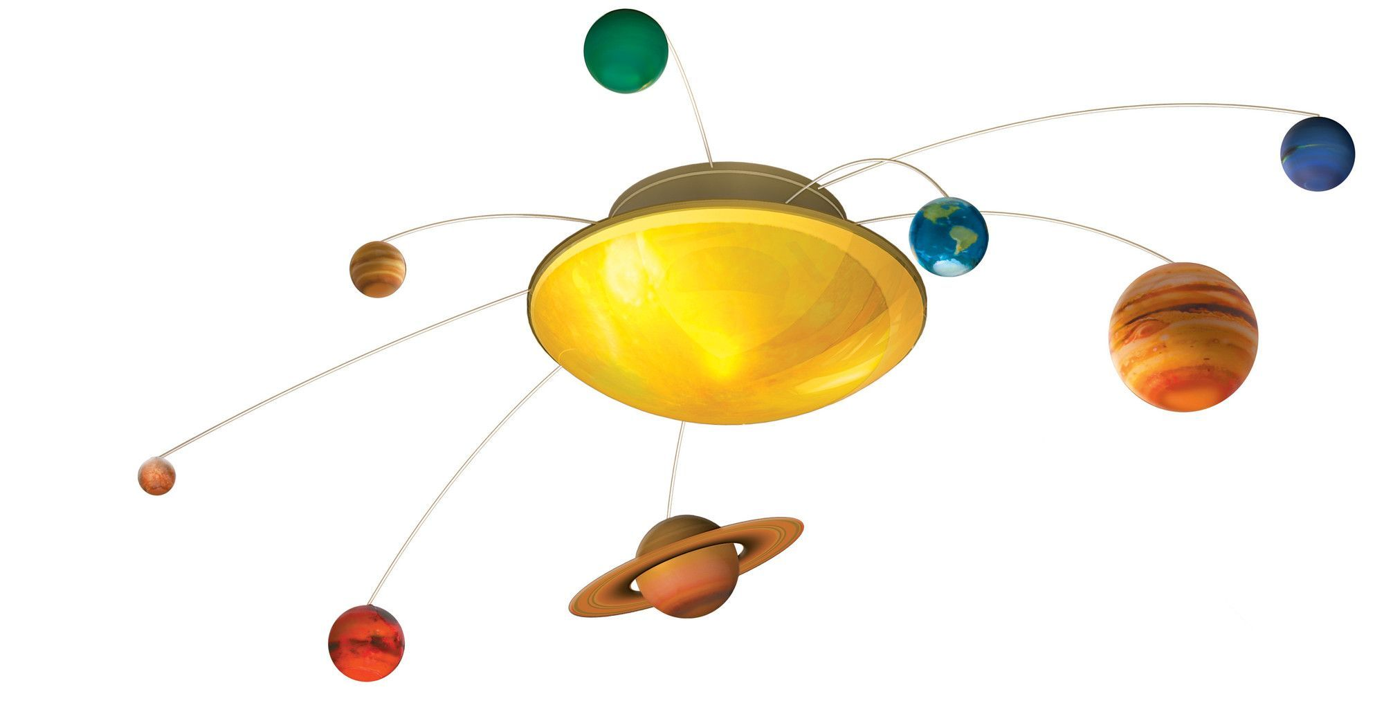 Magnificent 3d Solar System Wall Decor Gallery - The Wall Art ...