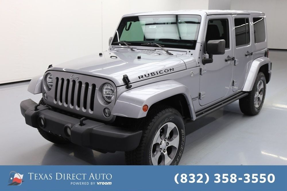 eBay 2016 Jeep Wrangler Rubicon Texas Direct Auto 2016