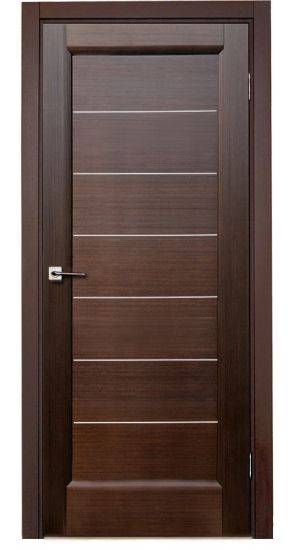 Lagoon Wenge Modern Interior Door Doors Doorways Entryways