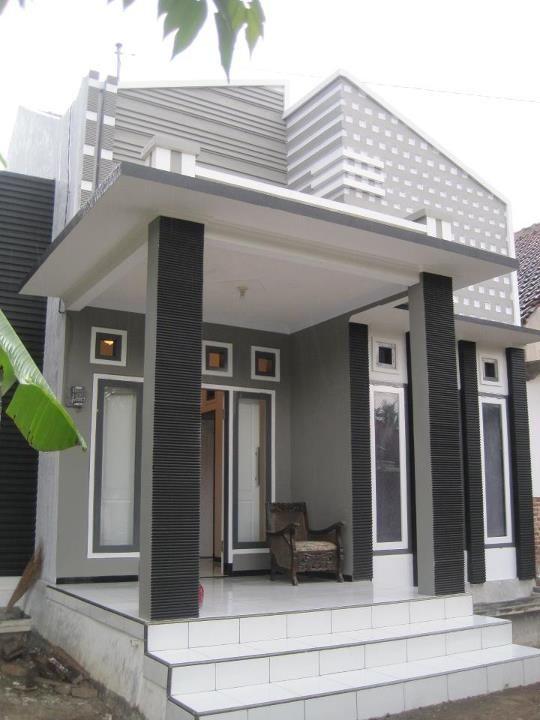 Model Rumah Minimalis Sederhana 2014 Holidays OO | Wallpaper Keren on cat rumah cantik, rumah siti nurhaliza, rumah kampung yang cantik, rumah teres 2 tingkat, rumah kayu cantik,