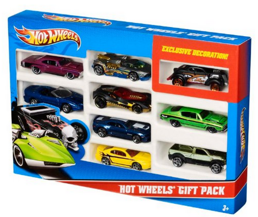 Amazon hot wheels 9 car gift pack only 600 reg 12 great amazon hot wheels 9 car gift pack only 600 reg 12 great for easter baskets negle Gallery