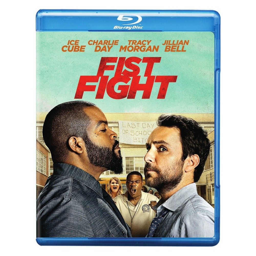 Fist Fight (Bluray + Dvd + Digital) Charlie day, Tracy