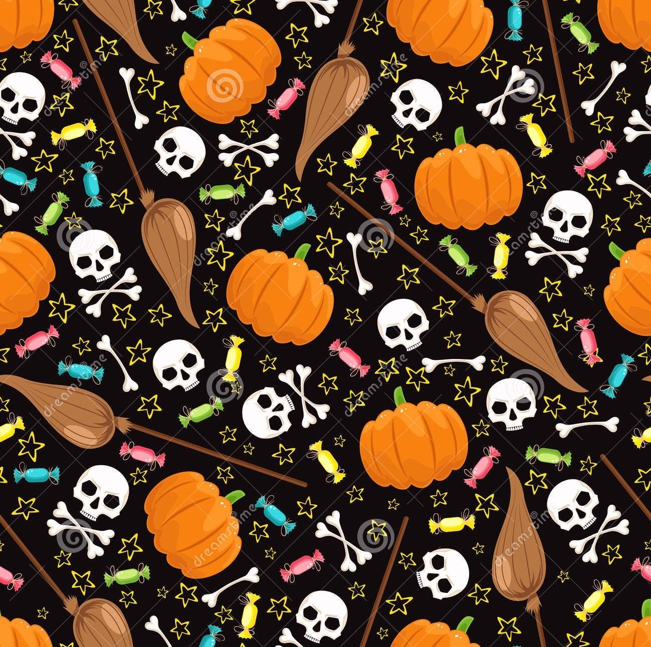 Dreamstime Com Halloween Pattern Halloween Wallpaper Cute Backgrounds Cute Wallpapers For Ipad