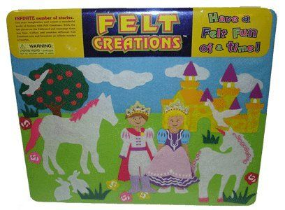 Princess Castle Felt Creations Play Set *** See this great product.