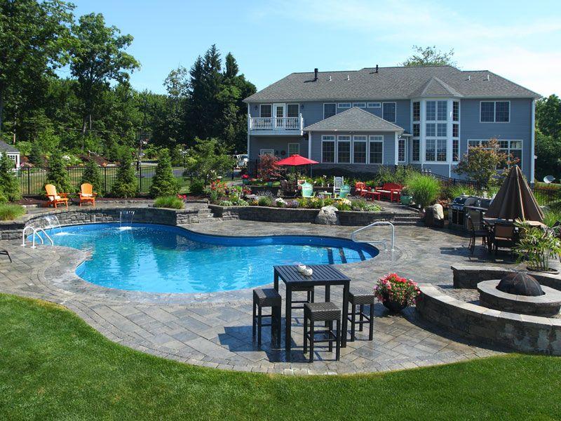 Latham Pool Products Fiberglass Pools Polymer Pools
