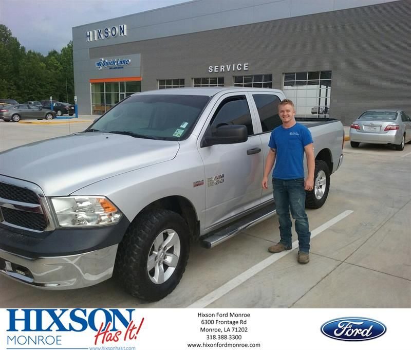 Hixson Ford Monroe >> Happybirthday To Cody From Kerry Newman At Hixson Ford Of