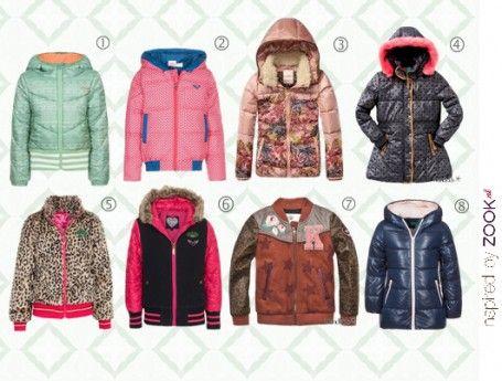 be9d7ca8b730ee Leuke winterjassen voor meisjes   nieuwe collectie online via ZOOK.nl  #winterjas #meisje