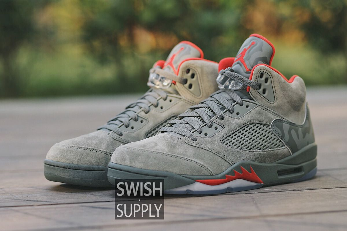 new product d5add 639ef Preview  Air Jordan 5 Retro  Camo  - EU Kicks  Sneaker Magazine