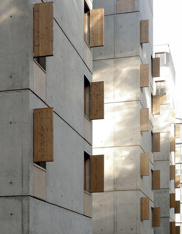 Pin de carolina fabela en architecture pinterest - Arquitectura lyon ...