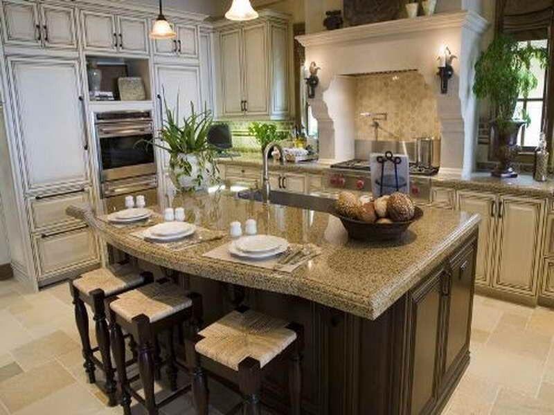 Entwerfen Sie Ihre Eigene Küche Insel Mit Modernem, Platzsparendem ...