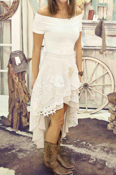 Women S Shabby Chic Skirt At Www Cassiesclosetinc Com Country