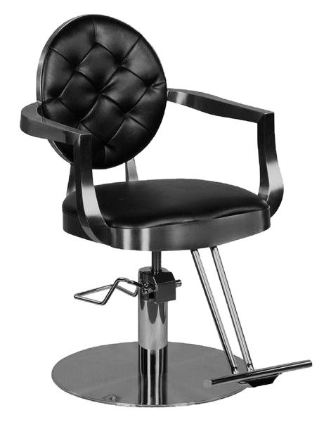 If You Re In The Business Making People Feel Like Royalty You Better Make Sure Your Salon Chairs Look The Part Chair Style Salon Styling Chairs Vintage Salon