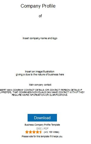 templatesyoublogspot 2016 03 download-company-profile - company profile templates word