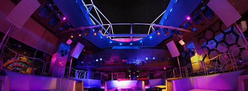 Moon is a topless club... meaning, we have a retractable roof.