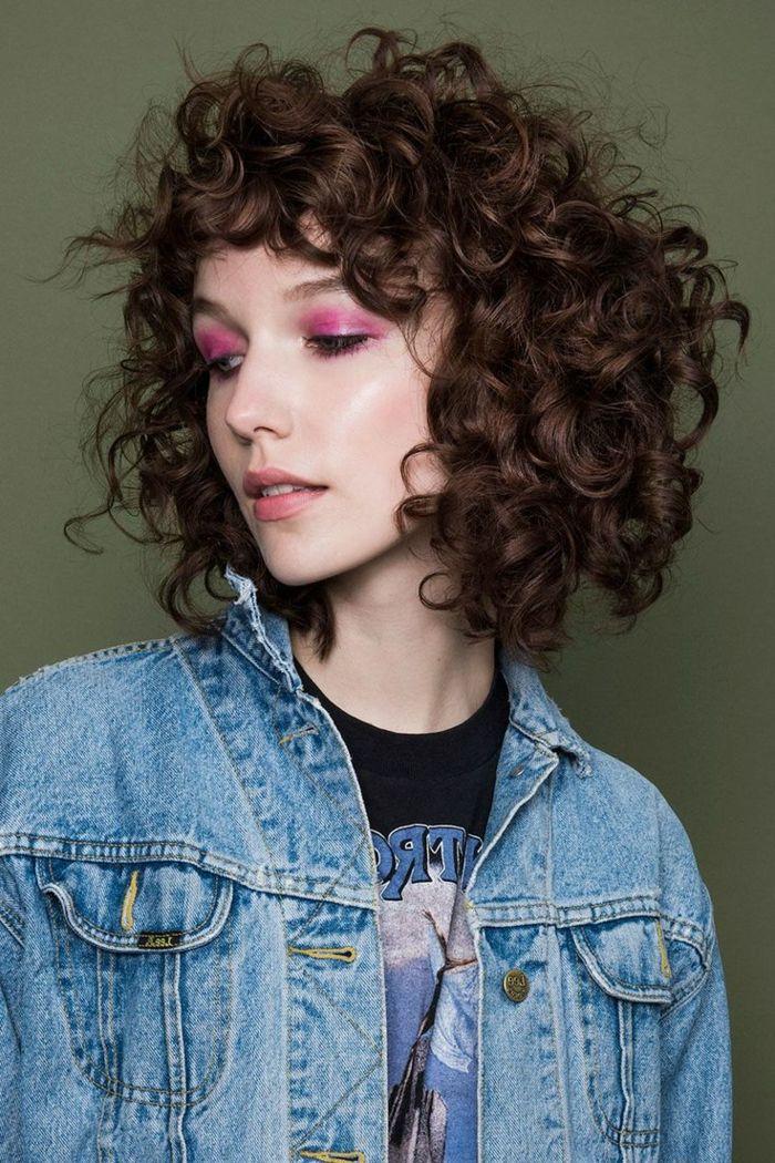 Sensacional peinados pelo ondulado media melena Colección De Cortes De Pelo Consejos - Pin en Peinados