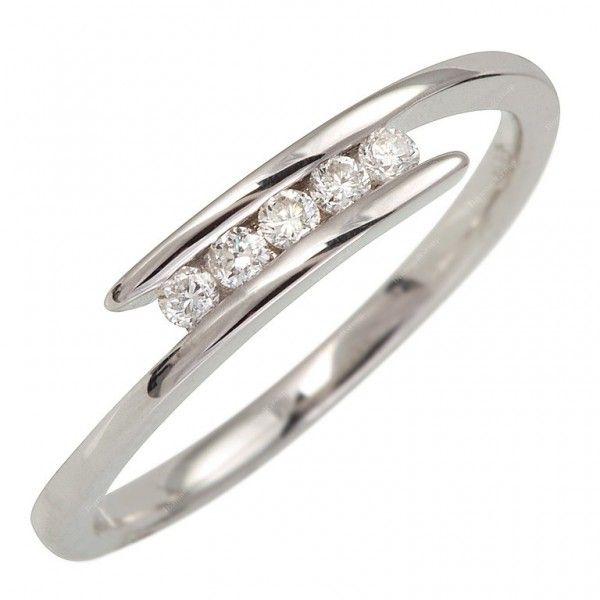 Golden Shining  Memory Ringe by verlobungsringde