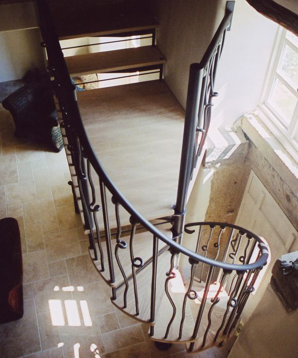 Best Scandinavian Staircase Metal Spiral Stairs Stairs 640 x 480