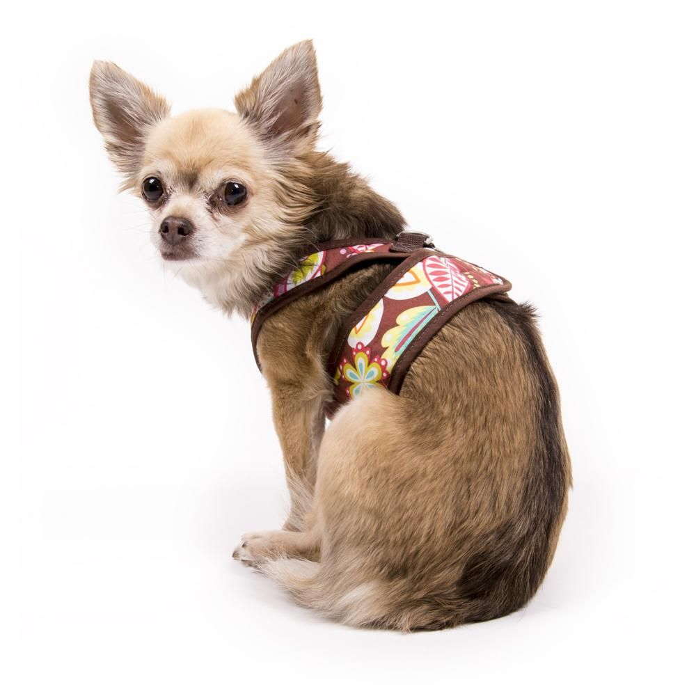 5500 Step Easy Fleece Lined Soft Harness Dog Harness Small Dogs