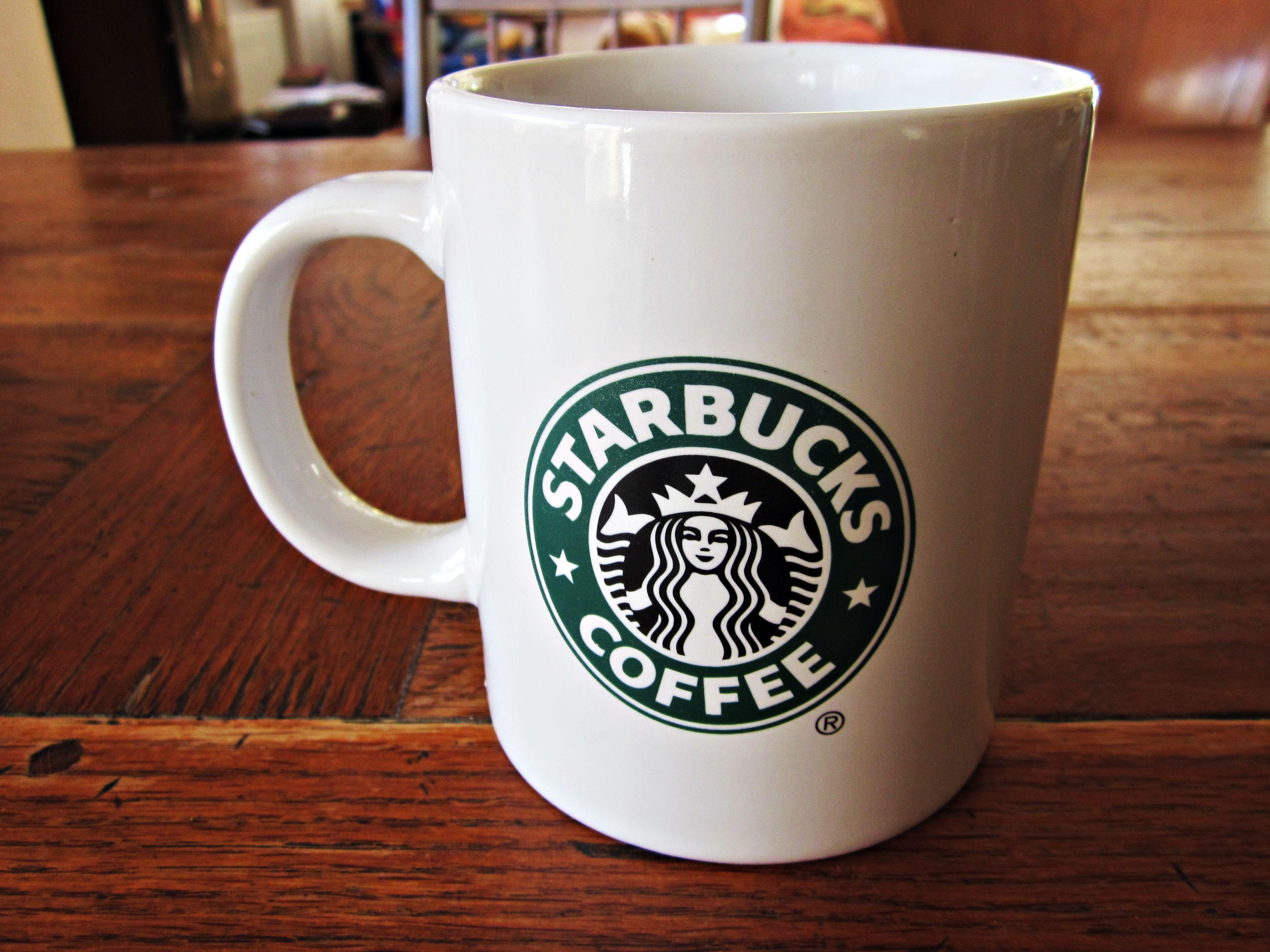 huge cup of coffee