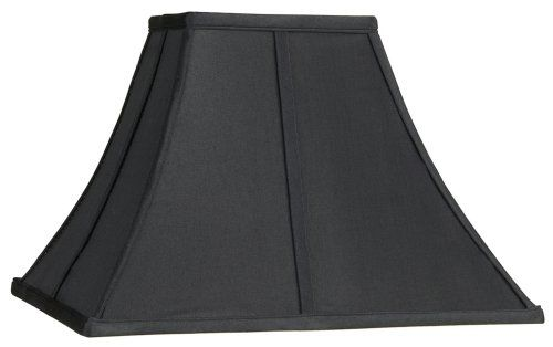 Square Black Lamp Shade For The Two Frederic Cooper Tea Caddy Lamps In My Den