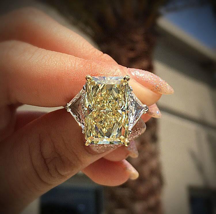 All about fancy shape diamonds