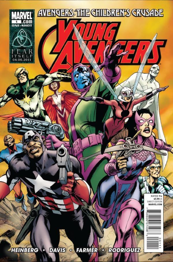 Avengers: The Children's Crusade - Young Avengers by Alan Davis & Mark Farmer