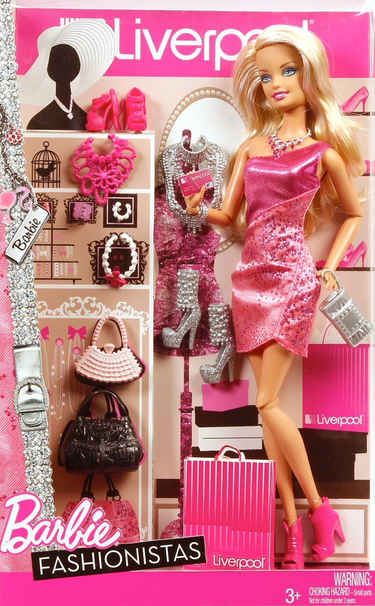 Barbie Liverpool | Barbie | Pinterest | Barbie, Muñecas y Liverpool