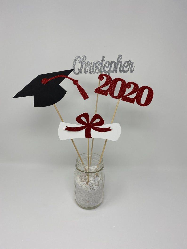 Year 2020 Graduation Cap Charm for Brand Bracelets Graduate Diploma Master Grad