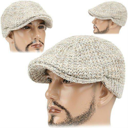 Boinas tejidas para hombre - Imagui  28c2291d8ee