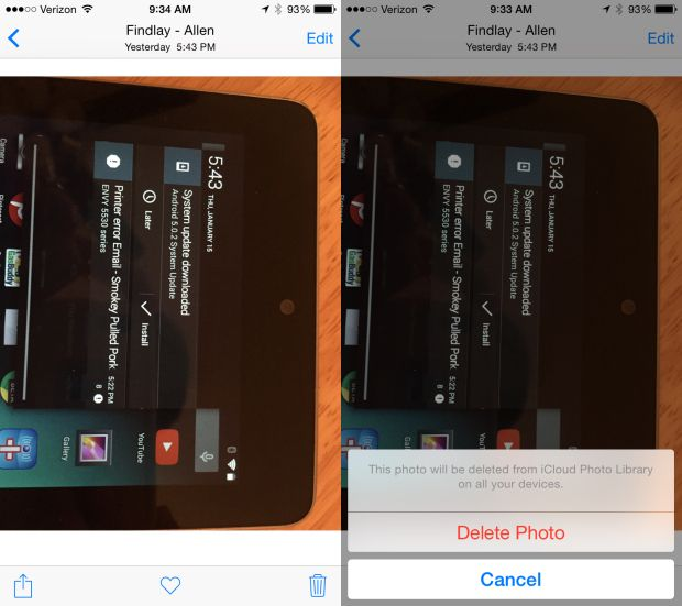 How to Delete Photos from iPhone & iCloud Drippler