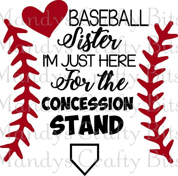 svg and dxf baseball sister brother cousin im just here for the rh pinterest com Baseball Uniform Clip Art Little Sister Clip Art
