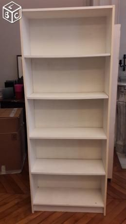 etagere bibliotheque ameublement