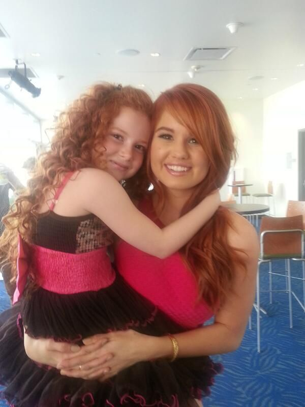Debby Ryan And Chloe From Dog With A Blog Awesome