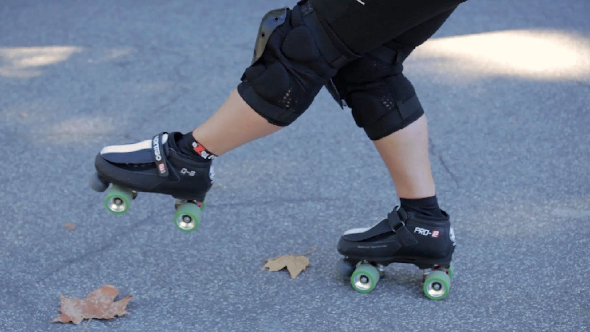 Roller skates videos youtube - Learn How To Roller Skate And Rollerblade From Former World Champion Speed Skater And Usa Roller Sports Hall Of Famer Gypsy Lucas In These Howcast Videos
