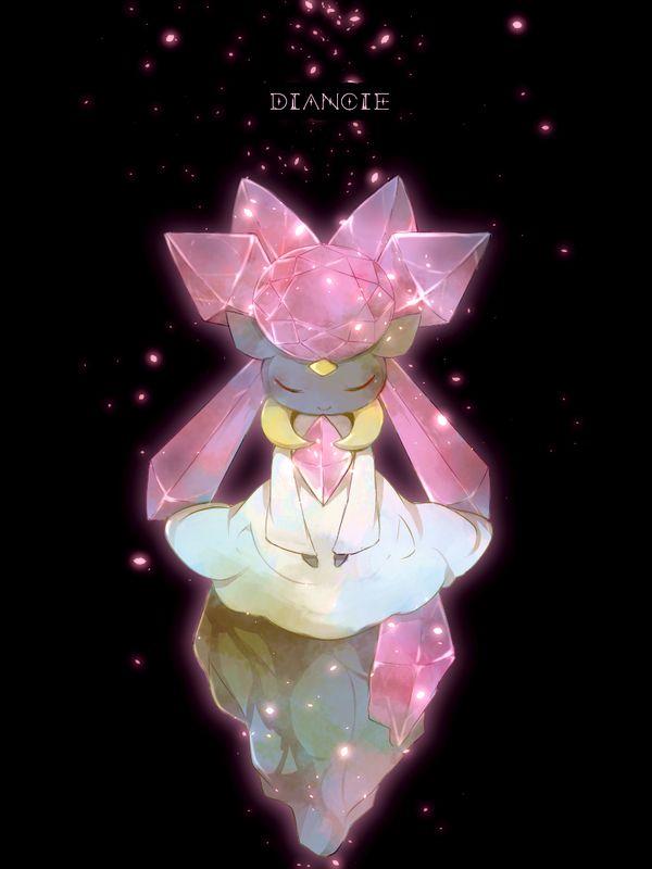 картинки покемонов дианси отличия