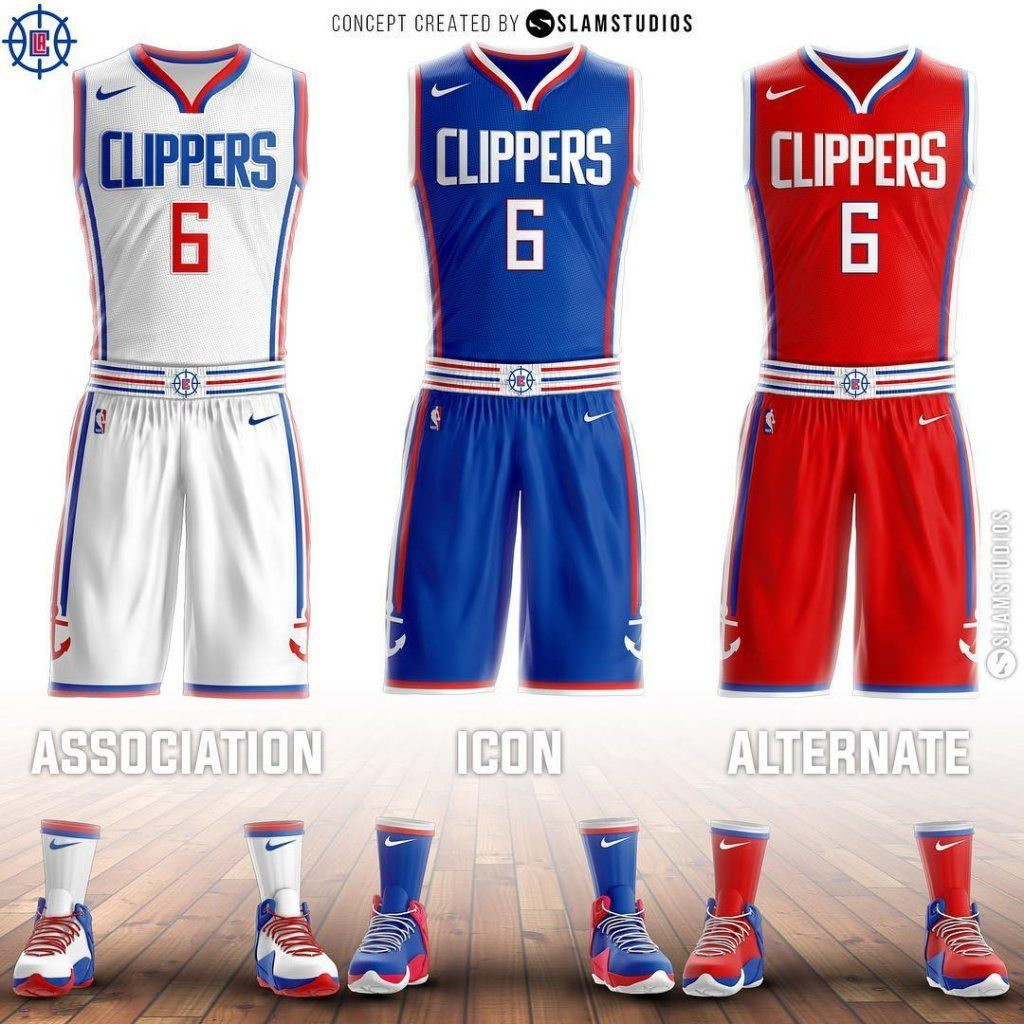 5fb98427f82 Take a look at this awesome basketball uniform concept. Design by  @slamstudios using our basketball uniform template.