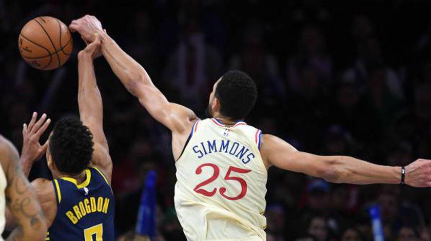 BASKETBALL NBA ⛹🏾♂️ Philadelphie vs. Indiana ⛹️♂️