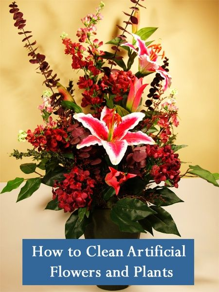 Artificial plants and flowers how to clean artificial flowers and artificial plants and flowers how to clean artificial flowers and plants easy and practical ways mightylinksfo