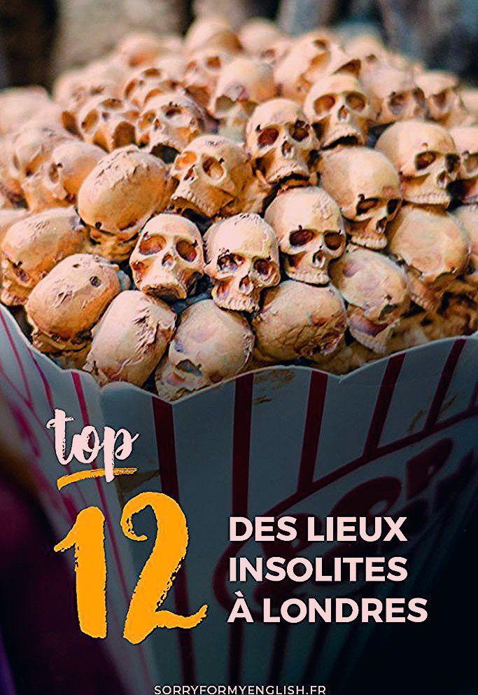 Notre top 12 des lieux insolites à Londres