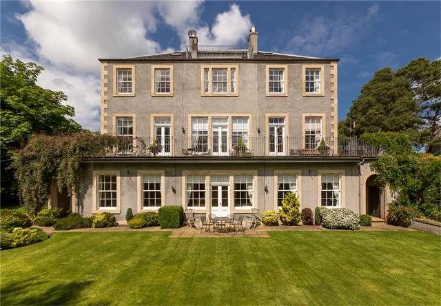 Luxury Home In Edinburgh Scotland Luxury Real Estate