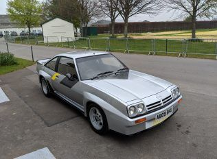 Collecting Cars | 1983 OPEL MANTA 400 GROUP B HOMOLOGATION MODEL #opel