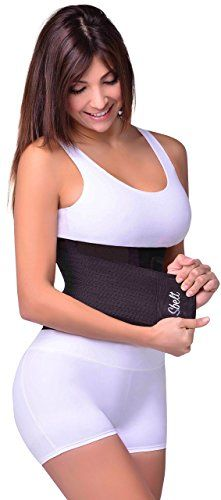 6b8f8036d Sbelt Waist Trainer Belt ○ Miss Shaper Cincher ○ HourGlass Xtreme Slim at Amazon  Women s Clothing store